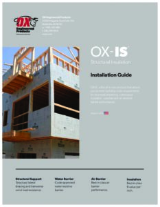 OX-IS Installation and warranty