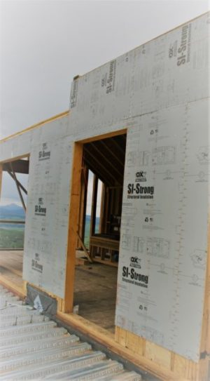 THE SURPRISING STRENGTH OF 4-IN-1 STRUCTURAL INSULATION PANELS