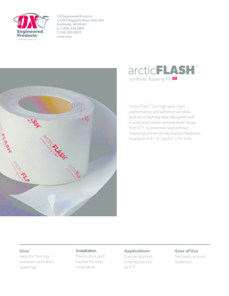 thumbnail of Arctic Flash brochure
