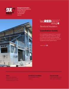 thumbnail of Strong-R Structural Insulation Installation Guide 2020