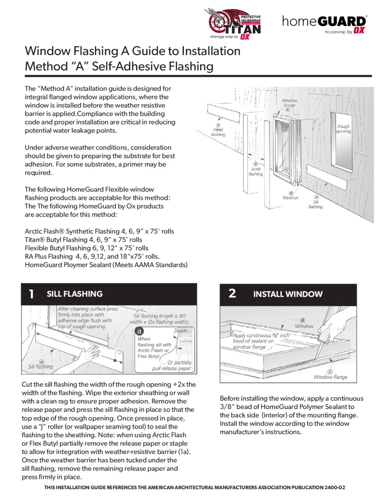thumbnail of HomeGuard Installation Guide Method A 2020