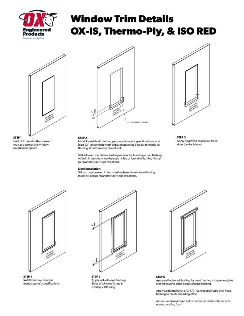 thumbnail of Window trim details